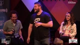 Kevin Owens favorite Dusty Rhodes Memory - Sam Roberts Live