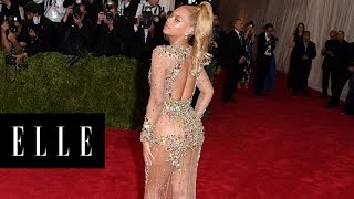 The 15 Most Naked Red Carpet Looks Of 2015   ELLE