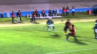 Gol do Goiás contra o Flamengo (Walter) 14/08/13