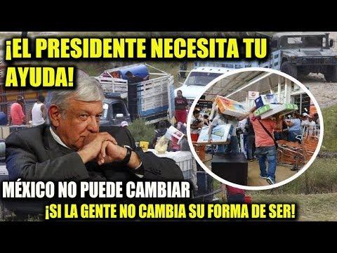 HUACHICOLEROS PIDEN DINERO Y EL PRESIDENTE AMLO ¡LES PIDE N
