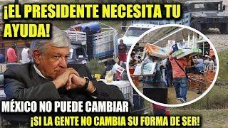 HUACHICOLEROS PIDEN DINERO Y EL PRESIDENTE AMLO ¡LES PIDE NO SEGUIR CON ESAS PRACTICAS!