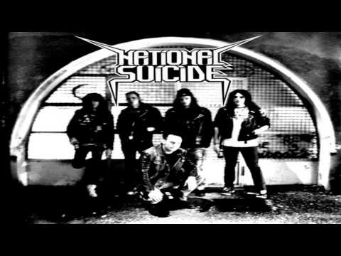 National Suicide - Nu Posers Don't Scare Anyone [HD]