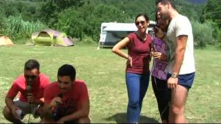 26 La canzone del sole - Karaoke a Collepardo