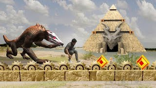 Temple Run Blazing Sands- In Real Life 2