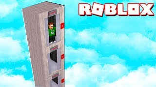ELEVATOR OF 999.999.999 LEVELS IN ROBLOX !!