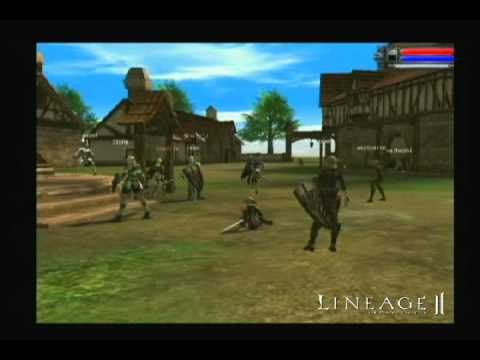 Lineage II Prelude – Gameplay Movie