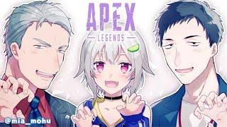 【#にじPEX】チーム顔合わせ篇!はやま!【APEX/Apex Legends】【PC/PAD】【葉山舞鈴/舞元啓介/社築/にじさんじ】