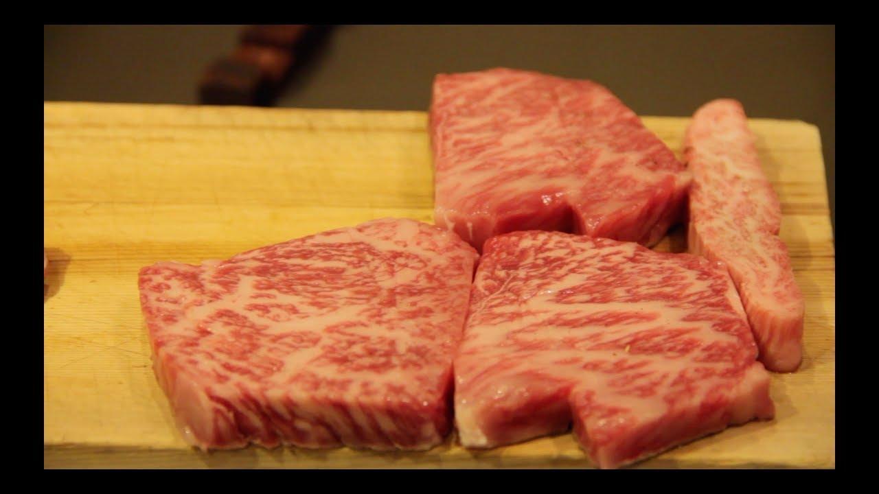 Kobe Beef: Wagyu A5 Teppanyaki at Mouriya