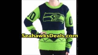Seahawks Ugly Sweater
