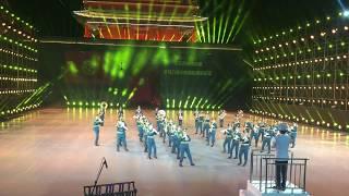 Кыргызы зажгли в Пекине! Военный оркестр Кыргызстана!