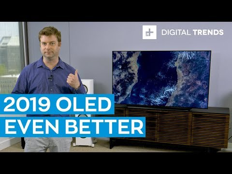 2019 LG C9 OLED 4K TV Full Review