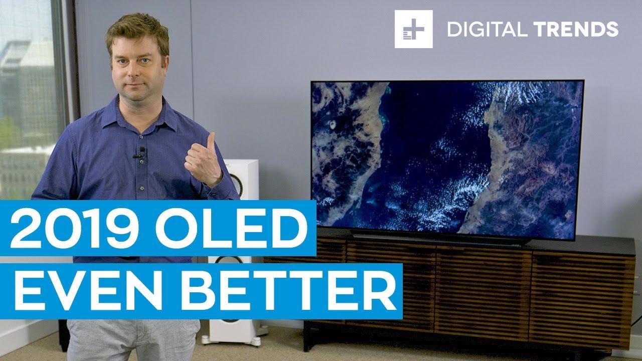 2019 Lg C9 Oled 4k Tv Full Review Youtube