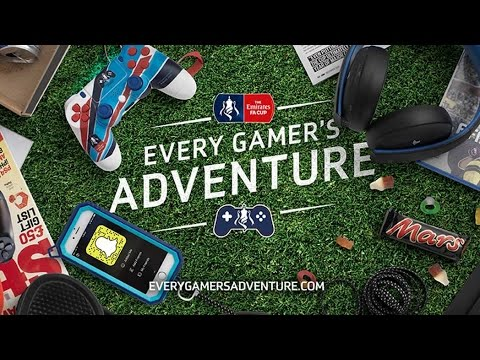 Every Gamer's Adventure - Live from Wembley