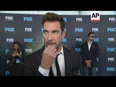Terry Crews and Dylan McDermott talk about their love for comedy