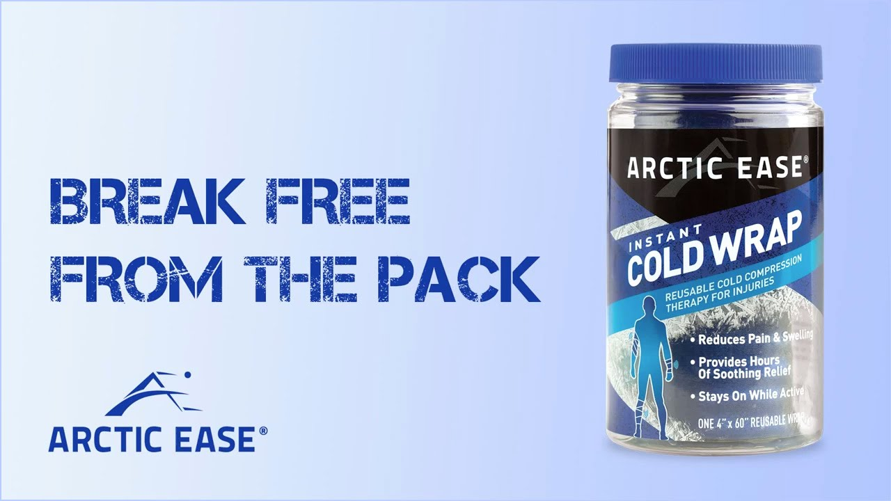 picture Arctic Ease Cold Wraps