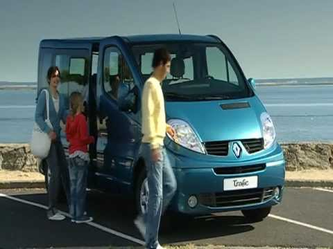renault trafic passenger vehicle youtube. Black Bedroom Furniture Sets. Home Design Ideas