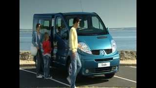 Renault Trafic - Passenger vehicle