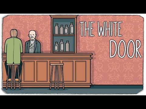 Бунт в психушке! - The White Door (Rusty Lake)