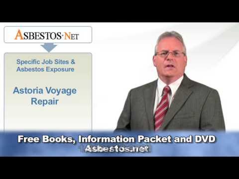 Asbestos Exposure at Astoria Voyage Repair | Asbestos.net