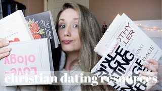 CHRISTIAN DATING RESOURCES | BEST Books, Podcasts, and Sermon Series on Dating and Relationships