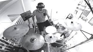 """""""Incurably Innocent"""" by At the Drive In - Drum Cover"""