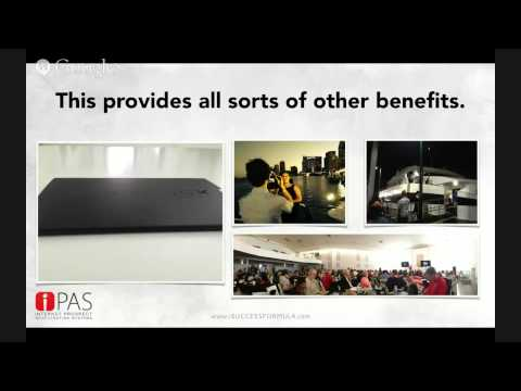 iPAS2 5 Steps To Earn Money - Online Business Opportunities 2014