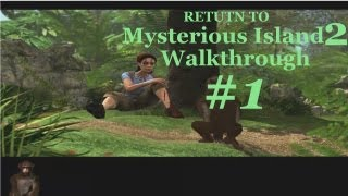 Return to Mysterious Island 2 Walkthrough part 1