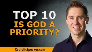 Top 10 List - Catholic Video by Catholic Speaker Ken Yasinski
