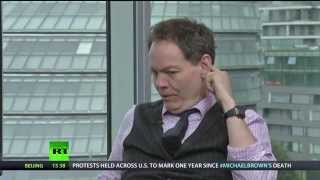 Keiser Report: Planet Ponzi dwarfing world's economy (E795)