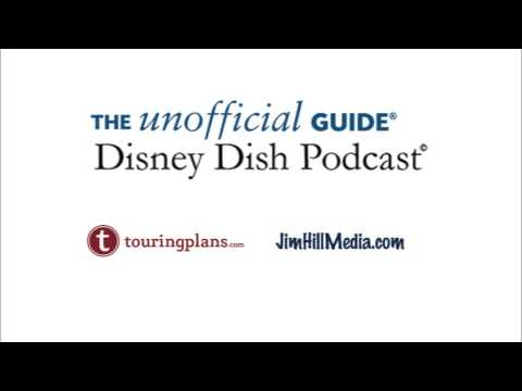 Unofficial Guide Disney Dish Podcast - Star Wars Land Rumors