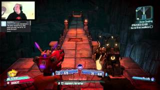 Borderlands 2 Gunzerker Farming - Live Stream Highlight 12/5