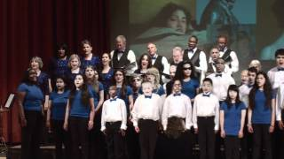 My America - Lighthouse Youth Chorus with Lighthouse Vocal Ensemble at The Metropolitan Museum