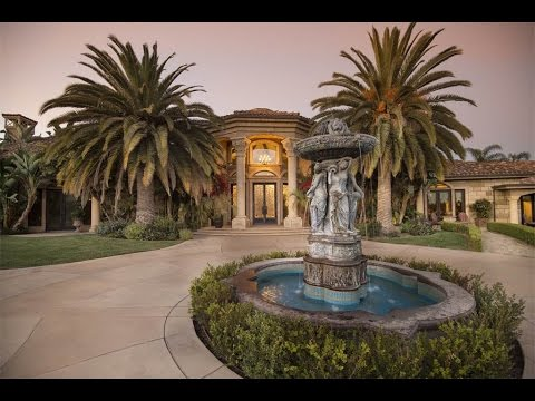 A tuscan masterpiece in camarillo california youtube - Tuscany sotheby s international realty ...