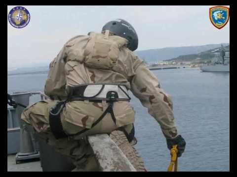 NMIOTC Nato Maritime Interdiction Operational Training Center