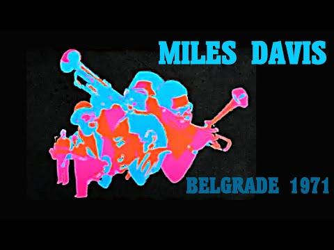 Miles Davis- November 3, 1971 Dom Sindikata, Belgrade
