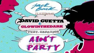 David Guetta & Glowinthedark feat  Harrison   Ain