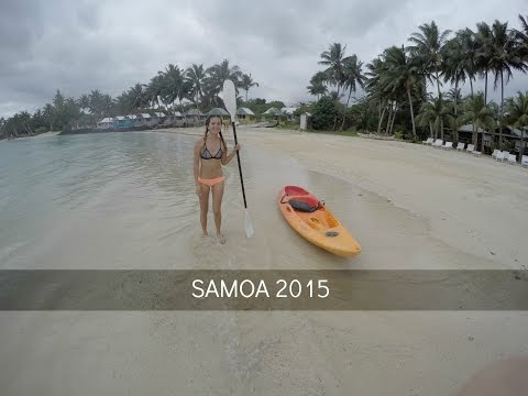 SAMOA ⎮ TRAVEL 2015