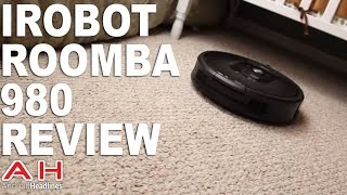 iRobot Roomba 980 Review Smart Robot Vacuum