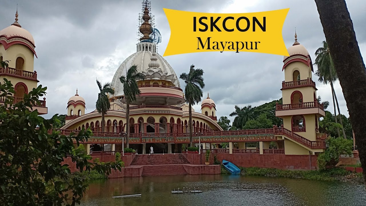 My Trip to `ISKCON, Mayapur` - An Inspiration of a worldwide audience of  Krishna devotees