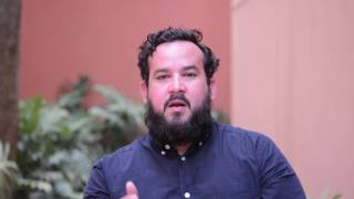 Centro León. Entrevista a Jorge González