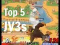 Top 5 JV3s in Smash 4 (Top Players Only)
