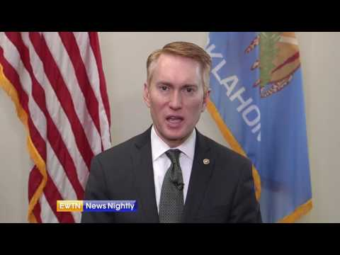 Senator James Lankford (R-OK)