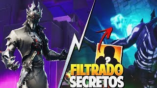 *FILTRATE* AWESOME NEW SECRETS OF GAME PARTY ? FORTNITE: Battle Royale