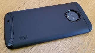 Moto G6 Tudia Merge And Arch S Case Review - Fliptroniks.com