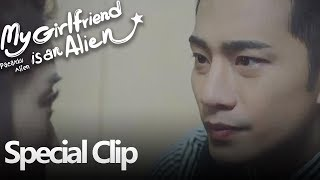 My Girlfriend Is An Alien | Special Clip Terjebak Didalam Lift | 外星女生柴小七 | WeTV 【INDO SUB】