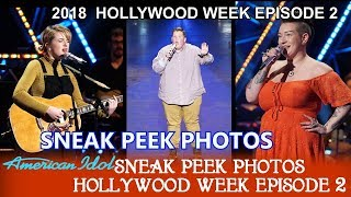 American Idol 2018 Sneak Peek Photos Hollywood Week Episode 2 on Sunday American Idol 2018 spoilers