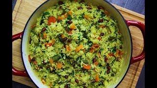 Outstanding Cook Up Rice (Ital Vegan Glutenfree) #TastyTuesday | CaribbeanPot.com
