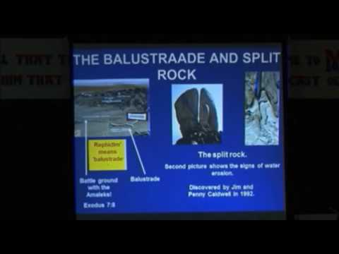 Evidence for Jabal al-Lawz as Mount Sinai