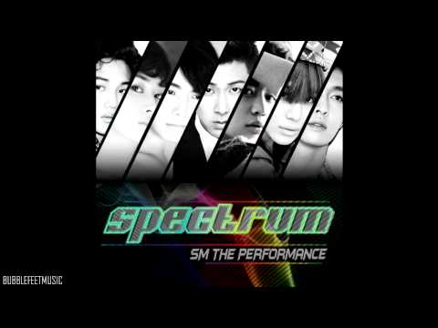S.M. The Performance - Spectrum (Full Audio Studio Version)