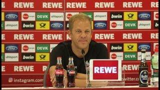 Die PK vor Paderborn mit Markus Anfang und Toni Schumacher in voller Länge